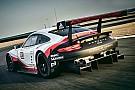 IMSA Fotogallery: la nuova Porsche 911 RSR per il WEC e l'IMSA 2017