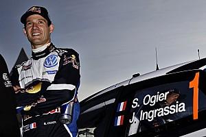 WRC Son dakika Ogier gelecek hafta WRC takımlarıyla test yapacak