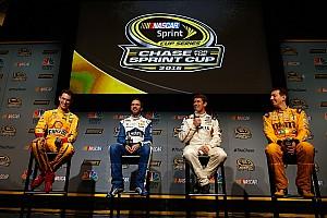 NASCAR Sprint-Cup News Vor dem NASCAR-Finale in Homestead: Das sagen die 4 Titelkandidaten