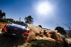WRC Отчет о секции Пэддон включился в борьбу за победу на Ралли Австралия