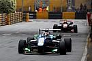 Formule 3: overig Macau GP: Antonio Felix da Costa wint uitgestelde kwalificatierace