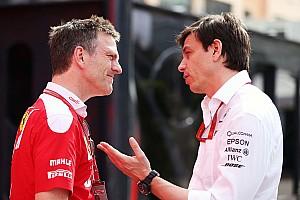 Formula E Ultime notizie Allison va in Mercedes che si prepara a costruire un team di Formula E?