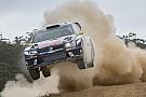 WRC Andreas Mikkelsen gewinnt WRC-Rallye Australien beim VW-Abschied