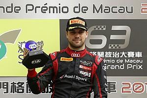 GT News Macau-GT-Champion Laurens Vanthoor: