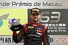 GT Macau-GT-Champion Laurens Vanthoor: