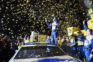 Monster Energy NASCAR Cup Actualités Jimmie Johnson entre dans l'Histoire