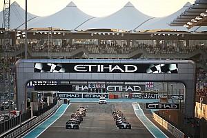 General Анонс Формула 1 в Абу-Даби, WTCC в Катаре, WRX в Аргентине. Где и когда смотреть гонки