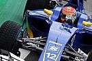 Felipe Nasr: WM-Punkte sollten helfen, Platz bei Sauber in der Formel 1 zu behalten