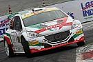 Rally Peugeot al Monza Rally Show con Andreucci, Testa e Tavelli