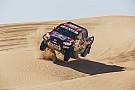 Dakar Két gyári csapattal vág neki a 2017-es Dakarnak a Toyota