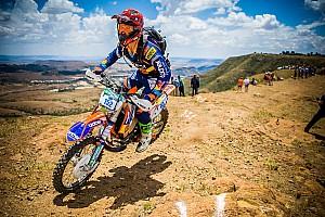 Enduro Ön Bakış Roof of Africa: Lesotho, en zorlu motokros mücadelelerinden birisine hazırlanıyor