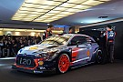 WRC A Hyundai az első sorban: bemutatták a 2017-es WRC-gépet