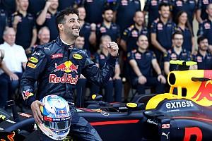 Forma-1 Interjú Ricciardo nem vonult volna vissza Rosberg helyében