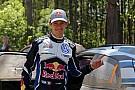 WRC Ogier espère une annonce
