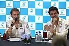 罗斯伯格承认无法当面将退出F1的决定告诉沃尔夫