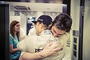 Formula 1 Son dakika Wolff: Rosberg, F1'in en iyisi olarak bıraktı