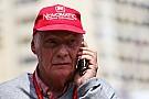 Lauda: Gridin yarısı Rosberg'in yeri için kendisini önerdi