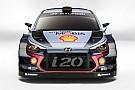 WRC Nouvelle Hyundai -