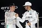 Rosberg'in emekliliğine Hamilton sebep oldu