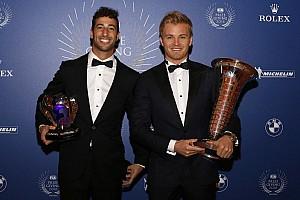 Formula 1 Son dakika Ricciardo: Rosberg birisine Noel hediyesi vermiş oldu