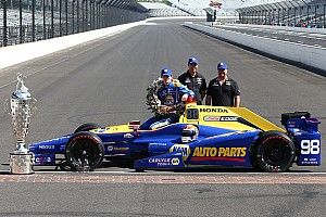 IndyCar News Siegerauto des 100. Indy 500 wandert ins Museum