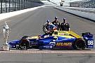 IndyCar Siegerauto des 100. Indy 500 wandert ins Museum