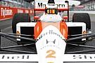 Vandoorne in de voetsporen van Alain Prost met startnummer 2