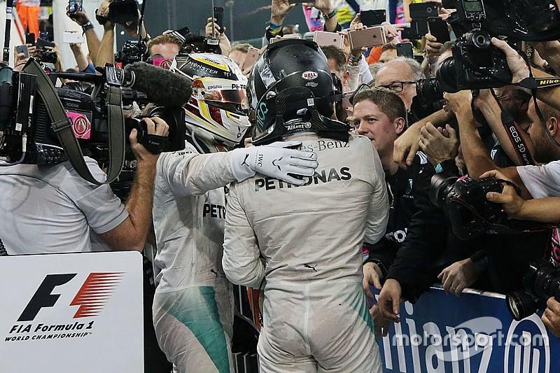 Palmer - Hamilton pourrait être frustré par l'absence de Rosberg