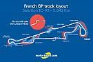 Fórmula 1 Traçado para GP da França é apresentado