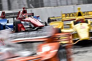 IndyCar Самое интересное «Безумный русский». Чем запомнился сезон Алешина в IndyCar