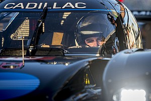 IMSA Noticias de última hora Jeff Gordon debuta con el nuevo Cadillac DPi en el test de Daytona