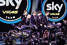 Moto2 Lo Sky Racing Team VR46 svela le nuove livree alla finale di X Factor