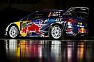 WRC Galería: M-Sport muestra la decoración del coche de Ogier y Tanak
