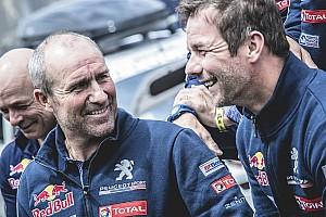 """Dakar Son dakika Peterhansel'e göre Loeb """"Dakar'ı kazanmaya hazır"""""""
