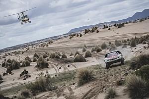 Dakar Etap raporu Dakar 2017, 8. Etap: Loeb, liderliği Peterhansel'den çalmayı başardı