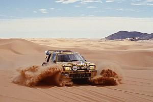 Dakar Nostalgie Il y a 30 ans, Vatanen et Peugeot faisaient main basse sur le Dakar
