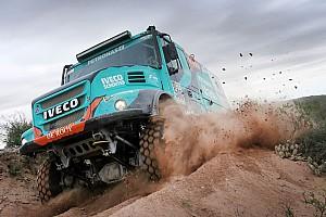 Dakar Intervista De Rooy: