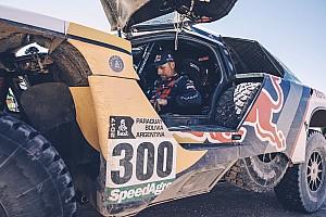 Dakar BRÉKING Peterhansel a tapasztalatnak tudja be 13. Dakar-győzelmét