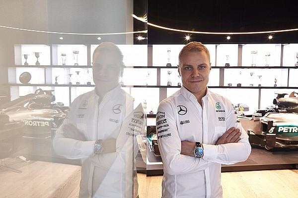 F1 突发新闻 梅赛德斯官方宣布博塔斯加盟