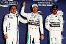 F1 罗斯伯格:汉密尔顿是博塔斯绝好的参考