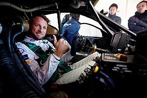 Global Rallycross BRÉKING Button belevágott a Honda ralikrosszos programjába!