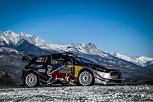 WRC Новость Ожье назвал себя аутсайдером сезона
