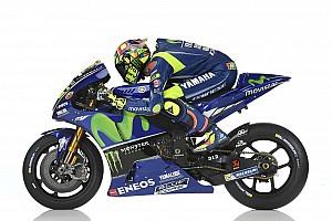 MotoGP Самое интересное Фото. Новый мотоцикл Yamaha