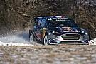 WRC Ожье сократил отставание от Невилля