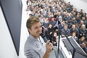 Rosberg: ha lesz futam Las Vegasban, lehet, visszatérek arra a versenyre!
