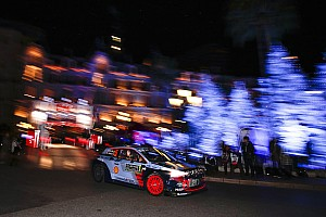 WRC Leg звіт Ралі Монте-Карло. Ож'є відповідає атакою