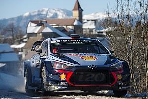 WRC Resumen de la fase Neuville y Evans comparten victorias en la mañana del sábado