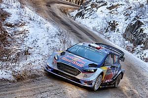 WRC ステージレポート 【WRC】モンテカルロDay3:ヌービルのリタイアでオジェが首位へ