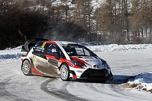WRC レースレポート 【WRC】総合3位ラトバラ「集中力を保ち続けフィニッシュを迎えたい」