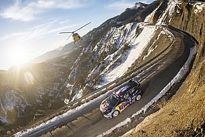 WRC Reporte de la carrera Ogier vence en Montecarlo en su debut con M-Sport